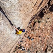 Rock Climbing Photo: Generic Crack, anything but generic to me! So much...