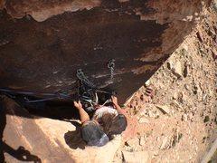 Rock Climbing Photo: Bam!