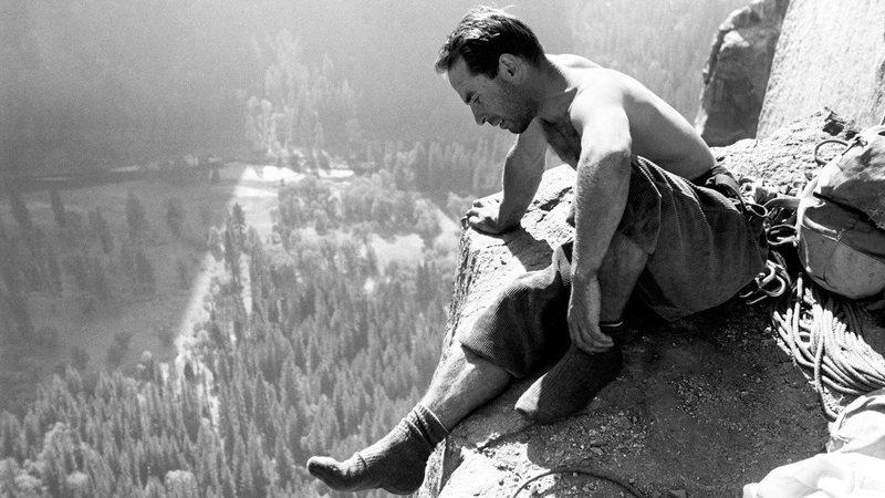 Yvon Chouinard NA Wall, 1964.