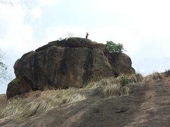 Rock Climbing Photo: Bolting team