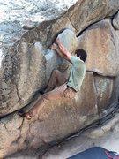 Rock Climbing Photo: The Wave at Groom Creek