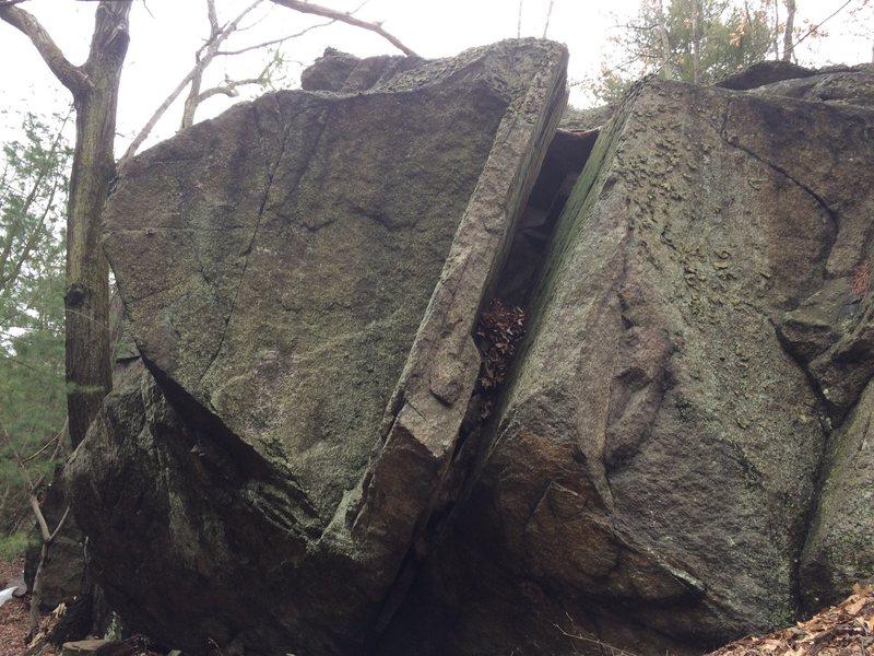 Rock Climbing Photo: B34 - Patrick's House.