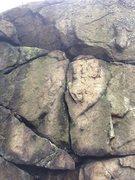 Rock Climbing Photo: B20 - Chum Bucket.