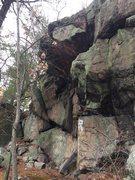 Rock Climbing Photo: B40 - Rock Bottom.