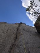 Rock Climbing Photo: Start of beat feet
