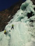 Rock Climbing Photo: A great photo from Cloudberry Johnson of Hung Jury...