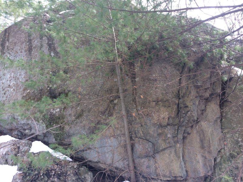Rock Climbing Photo: XT09.