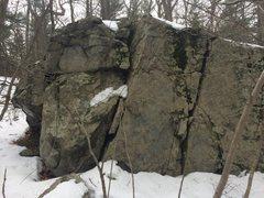 Rock Climbing Photo: XT15.
