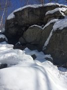 Rock Climbing Photo: Birch Pond 10.