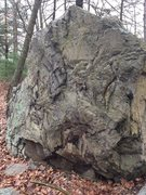 Rock Climbing Photo: Birch Pond 12.
