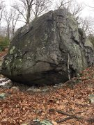 Rock Climbing Photo: Birch Pond 13.