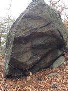 Rock Climbing Photo: Bikini Bottom 27 - Boulder near Rock Bottom.