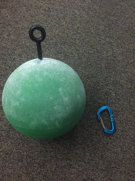 Atomik Holds Cannon Ball