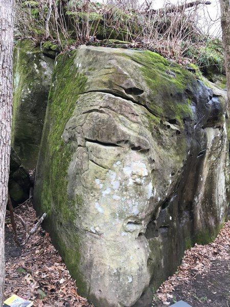 Rock Climbing Photo: Puddin Pops