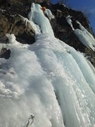 Rock Climbing Photo: This route is well worth the creative approach to ...