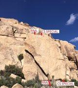 Rock Climbing Photo: RML