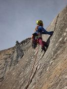 Rock Climbing Photo: Miska Izakovicova on Sons of Yesterday.