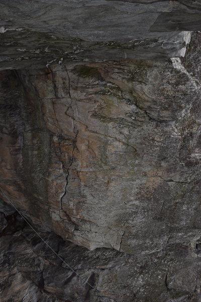 Rock Climbing Photo: Finger Love