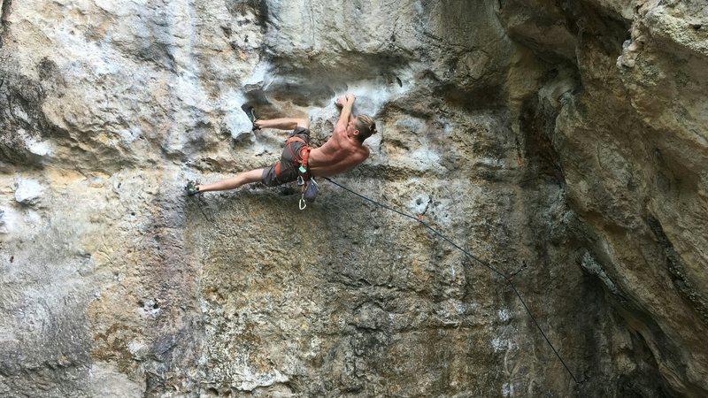Rock Climbing Photo: Art and sport