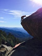 Rock Climbing Photo: quick lap on the classic, another immaculate day i...