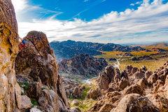 Rock Climbing Photo: Robert Oky on Face to Face.