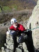 Rock Climbing Photo: Boxing gloves LC
