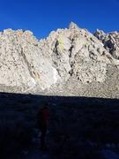 Rock Climbing Photo: Reg route