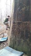 Rock Climbing Photo: The mysterious but sensational Oak Nuggins on Gott...