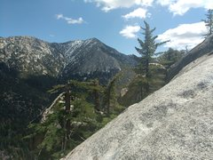Rock Climbing Photo: Tahquitz on April 1st 2017