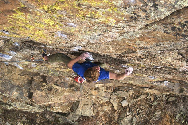 Rock Climbing Photo: Kep onpoint.