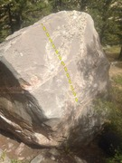 Rock Climbing Photo: Tom's Slab