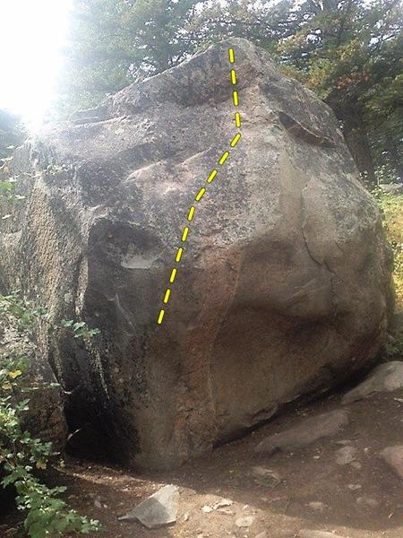 Rock Climbing Photo: The Sector