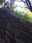 Rock Climbing Photo: Rocky Butte in Portland, Oregon
