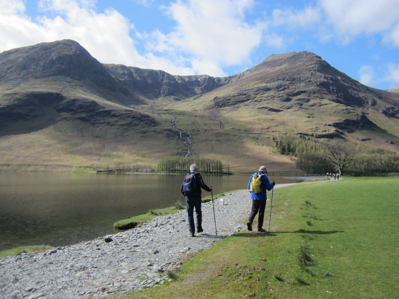 Rock Climbing Photo: Buttermere Valley