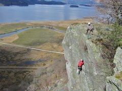Rock Climbing Photo: Little Chamonix 2016