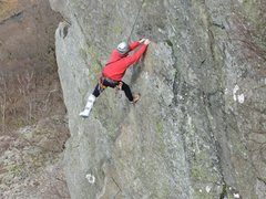 Rock Climbing Photo: Little Chamonix 2016
