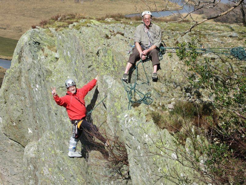 Rock Climbing Photo: LC 2016