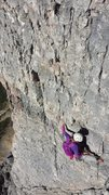 Rock Climbing Photo: Achille's spire