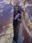 Rock Climbing Photo: Hand Traverse