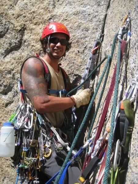 Rock Climbing Photo: Woohoo