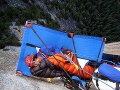 Rock Climbing Photo: Tired