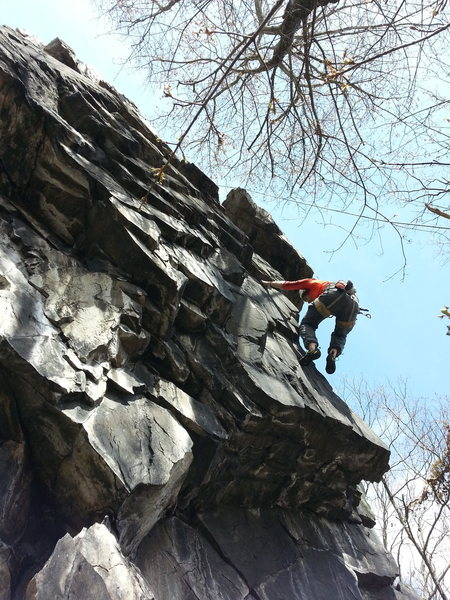 Rock Climbing Photo: Poopdeck Pappy