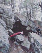 Rock Climbing Photo: Fells5