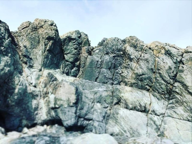 Rock Climbing Photo: MarbleHead