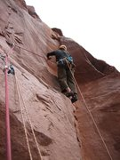 Rock Climbing Photo: More tension drilling