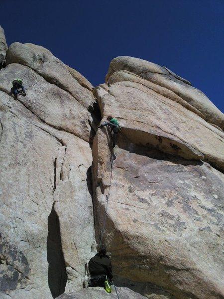 Rock Climbing Photo: Sexy Grandma