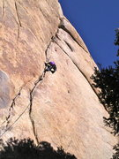 Rock Climbing Photo: Illusion Dweller