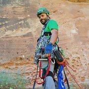 Rock Climbing Photo: Prodigal Son start