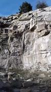 Rock Climbing Photo: Short.