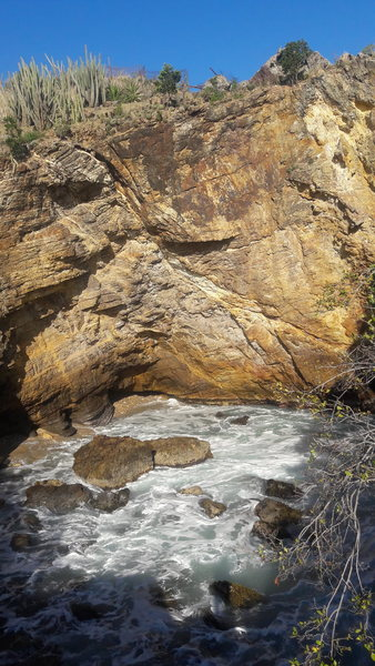 Rock Climbing Photo: Sleepwalker 5.10a